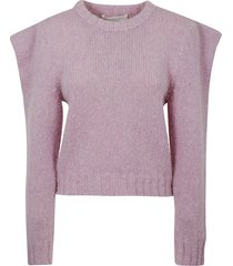 philosophy di lorenzo serafini rib knit sweater