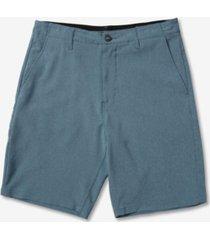 volcom men's kerosene hybrid shorts