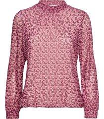t-shirt long-sleeve t-shirts & tops long-sleeved rood gerry weber