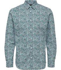 hemd bedrucktes slim fit