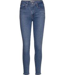 721 high rise skinny rio hustl skinny jeans blå levi´s women