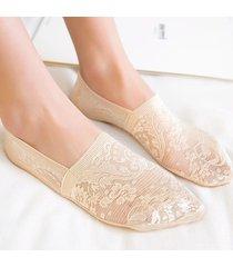 donna casual calzini pedulini invisibili sottili con buona trsapirabilità antiscivolati morbidi calze alla caviglia