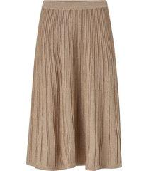 kjol vipers knit midi skirt