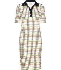 jace jurk knielengte geel baum und pferdgarten