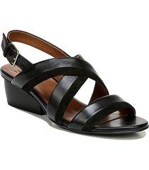 sandalia de mujer naturalizer cecilia-negro