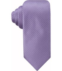 ryan seacrest distinction men's kent unsolid solid slim silk tie, created for macy's