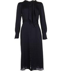 equipment jurk calanne zwart