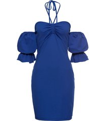 abito estivo (blu) - bodyflirt boutique