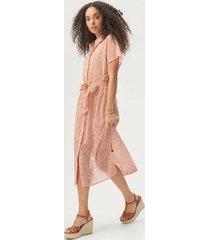 skjortklänning deasz desert woven dress