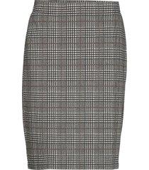 skirt short woven fa kort kjol grå gerry weber edition