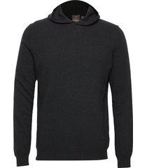 pascal hoodie hoodie trui zwart oscar jacobson