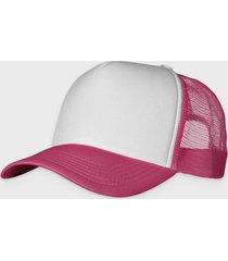 czapka (bez nadruku, gładka) - różowa