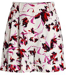 shiana wild flora shorts