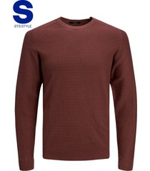 jack & jones 12178459 trui hot chocolate -