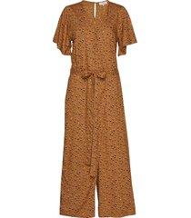 germina jumpsuit jumpsuit brun cream