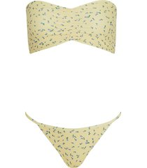 faithfull the brand steffy bikini la fica floral