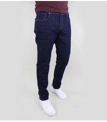 skinny jeans gabbiano denim bergamo jeans dark blue rinsed