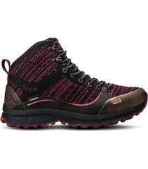 zapato impermeable light rock mid all purpura lippi