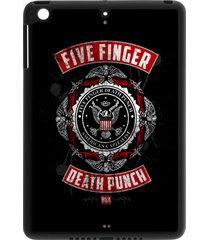 5 finger death punch american capitalist logo case for ipad mini 2nd generation