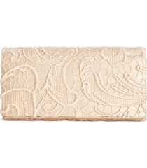giani bernini lace clutch, created for macy's