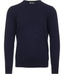 nn07 navy blue charles 6207 cashmere sweater 6207-200