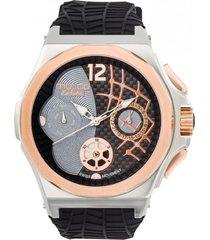 reloj enchanted shell negro mulco