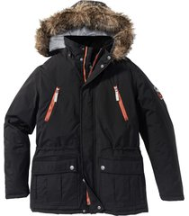 parka imbottito (nero) - bpc bonprix collection