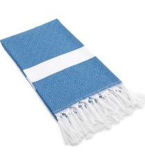 linum home diamond pestemal beach towel bedding