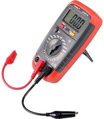 ua6013l non-auto lcd digital con rango de capacitancia capacitor test