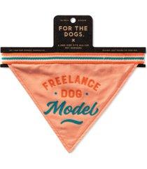brass monkey freelance dog model pet bandana