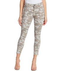 skinnygirl todd mid-rise utility ankle pants