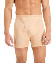 alfani men's air mesh quick-dry moisture-wicking boxer briefs, created for macy's