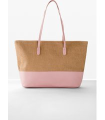 borsa shopper (rosa) - bpc bonprix collection