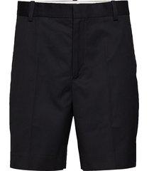 tomi shorts dressade shorts tailored shorts svart wood wood