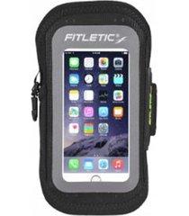 braçadeira de celular para correr surge fitletic preto