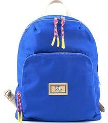 mochila azul xl extra large caty