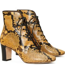 women's tory burch lace-up bootie