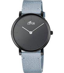 reloj 18780/3 minimalist negro lotus