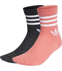 sockor mid cut full 2-pack