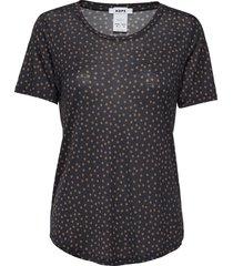 tee t-shirts & tops short-sleeved blå hope