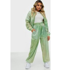 wood wood joice track trousers byxor