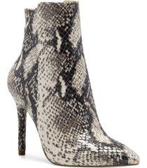 jessica simpson larette stretch stiletto booties women's shoes