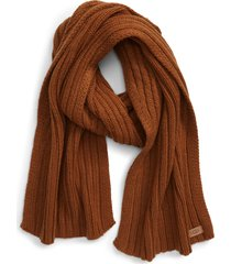 men's ugg ribbed scarf