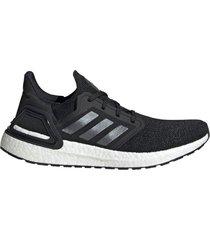zapatilla negra adidas ultraboost 20