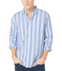 nautica men's striped shirt, created for macy's