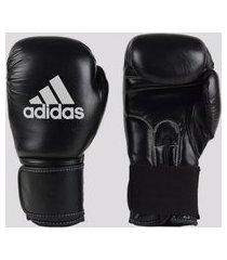 luva de boxe adidas performer preta