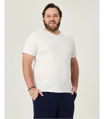camiseta tradicional meia malha wee! branco - p
