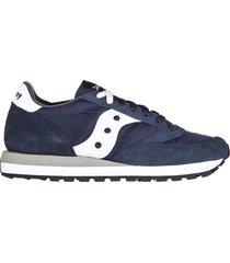 scarpe sneakers uomo camoscio jazz o