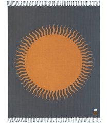 slowtide sol blanket, size one size - blue
