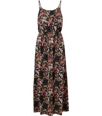 maxiklänning onlnova lux strap maxi dress aop wvn 7